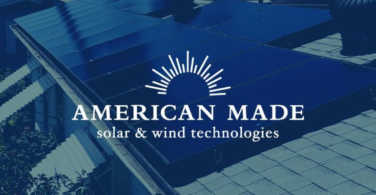 Solar panels are a good alternative to